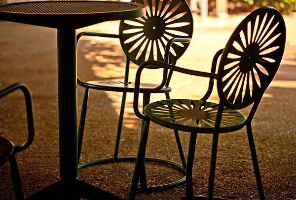 Sunburst Chairs
