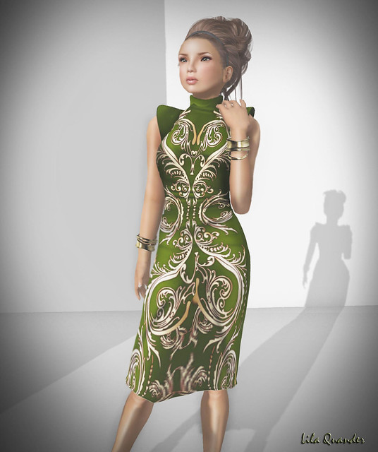 PH2 Kunglers Gina Dress