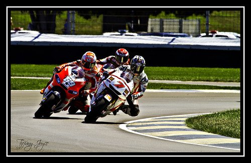 Concentration - MotoGP Indianapolis 2011