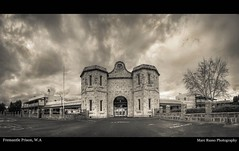 Fremantle Prison, built by convicts (Marc Russo (Australia)) Tags: panorama ghost haunted spooky criminal marc convict fremantle russo fremantleprison marcrusso