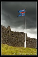 """Icelandic flag <a style=""""margin-left:10px; font-size:0.8em;"""" href=""""http://www.flickr.com/photos/66444177@N04/6108933644/"""" target=""""_blank"""">@flickr</a>"""