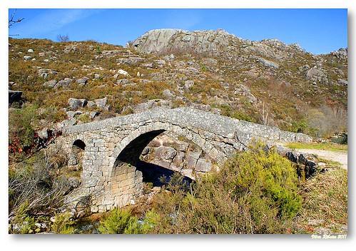 Ponte da Cava da Velha by VRfoto