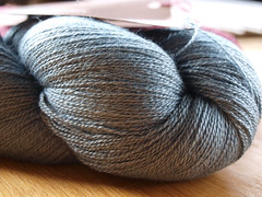 Scrumptious lace by Fyberspates - Water