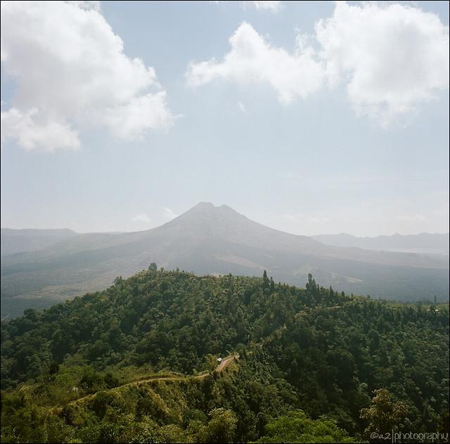 Kintamani/Batur Volcano & Lake