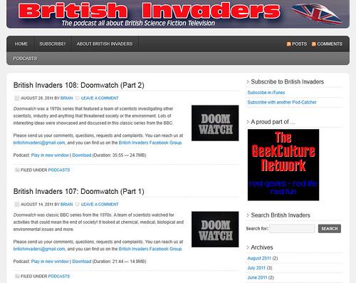 Britsh Invaders