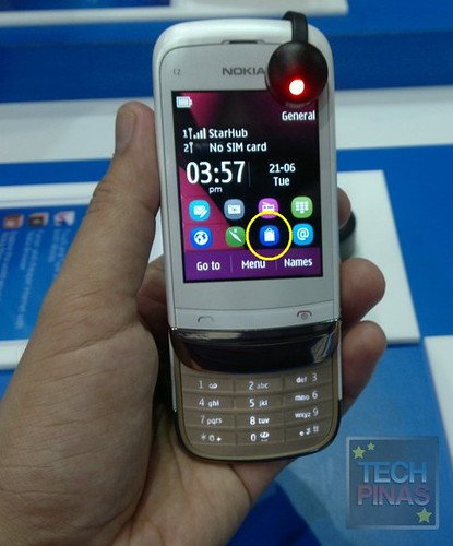 apps for nokia c2-03