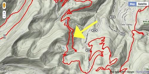 PCP2P - 20 minute detour