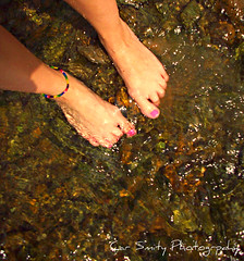 Water (Car Smity Photography) Tags: feet nature water photography