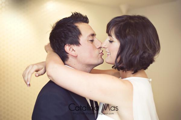 Melina y Santi