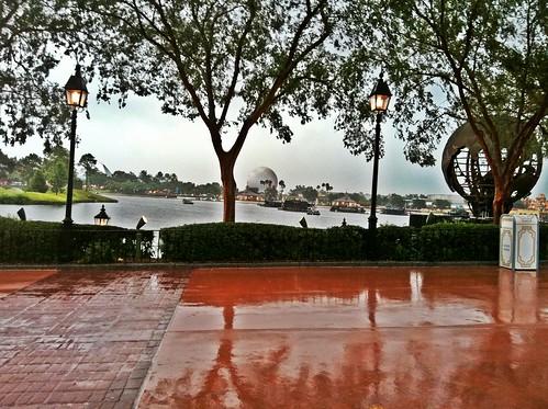 The Giant Golf Ball Trip Report for Epcot, Orlando Florida   The Purple Pumpkin Blog