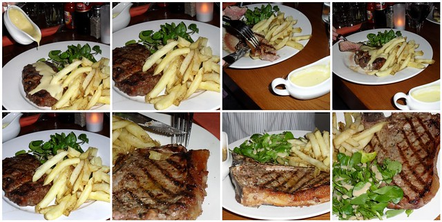 steak mosaic