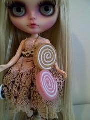 New beautiful doll