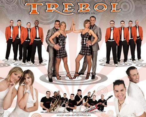 Trébol 2010 - orquesta - cartel
