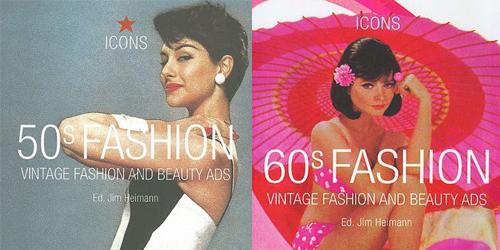 vintage fashions adverts