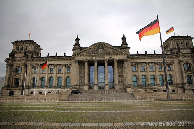 Berlín - Reichstag