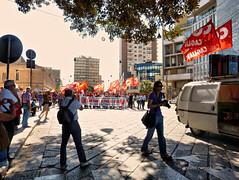 Era ora sciopero generale 6 settembre 2011 (06), cambiare si pu, si deve (RoLiXiA) Tags: sardegna sardinia protesta viaroma hdr pci sardaigne cerdea sciopero manifestanti scioperogenerale cambiaresipu panasonicdmcfz45 palazzorinascente mandiamoliaffanculoassieme
