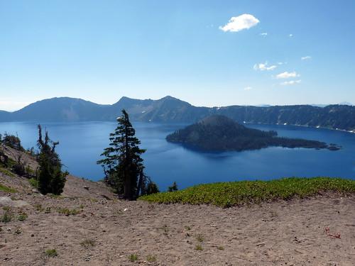 Crater Lake by Jack Crossen