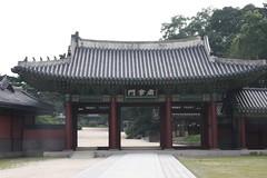 粛章門・昌徳宮 / Changdeokgung