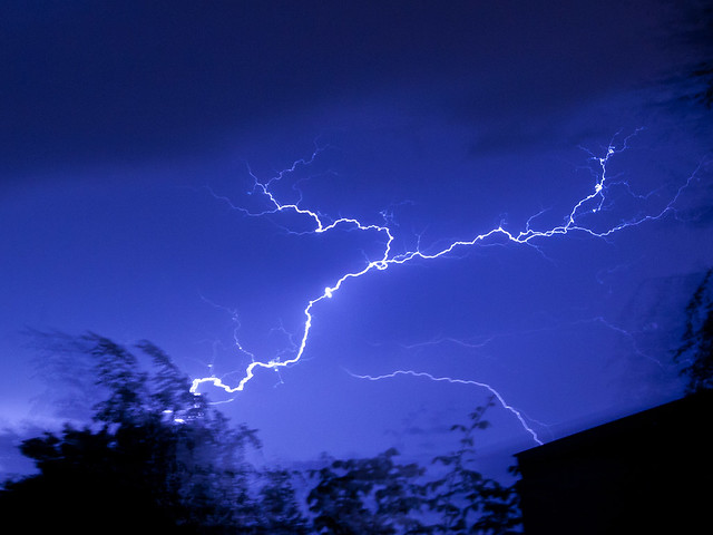 Lightning Amsterdam