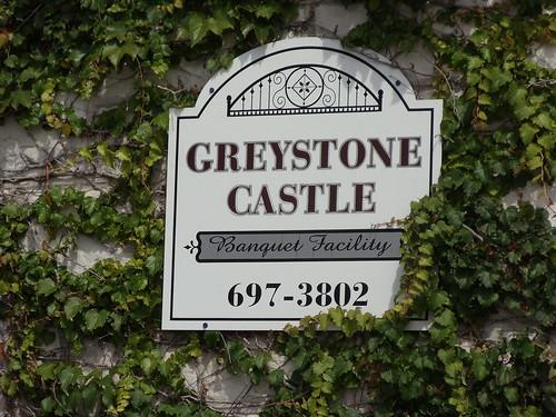 Greystone Castle: Canastota, NY