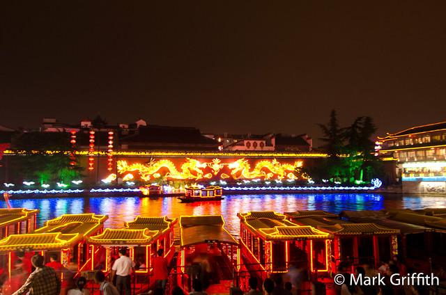 Neon Nanjing