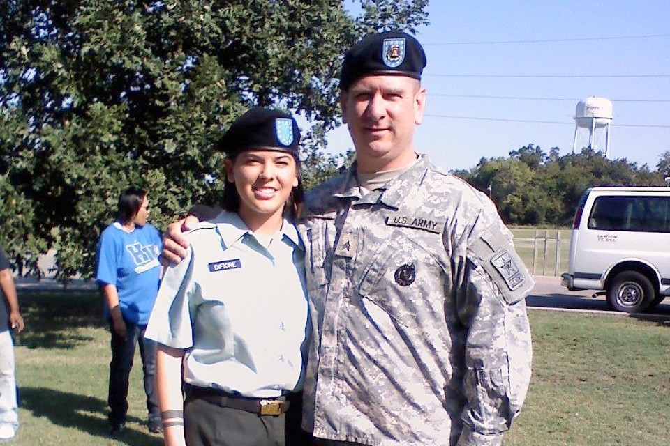 Day 187 - Military Child of the Week