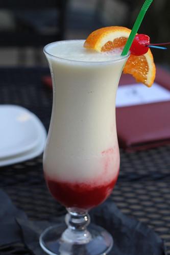 Lava drink