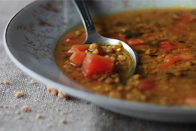 Mung Dahl Soup