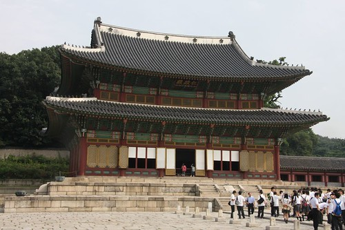 昌徳宮 / Changdeokgung,仁政殿