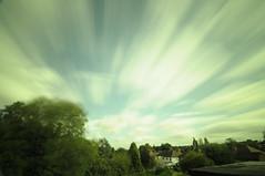 The Clouds are Moving (79s) (KatiaUK) Tags: longexposure sky clouds tokina d300 weldingglass 1116mm