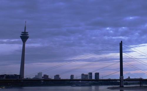 Düsseldorf Skyline 2.0