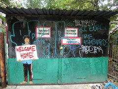 Welcome Home (Steys) Tags: berlin 2011 guesswhereberlin