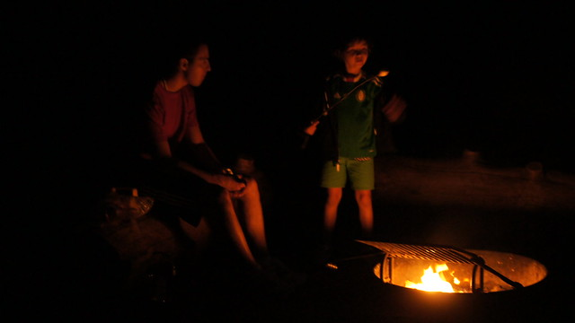 Lake Campground Camp 062