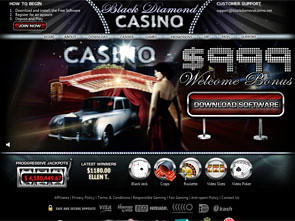 Black Diamond Casino Home