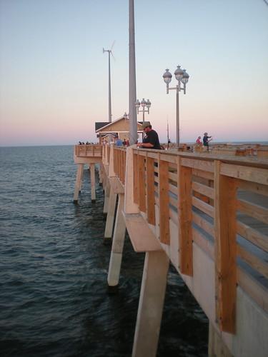 Jennette's Pier: OBX, NC