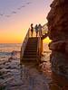 Birds (mojo2u) Tags: ocean california sunset birds sandiego sunsetcliffs pointloma nikond700 nikon28300mm