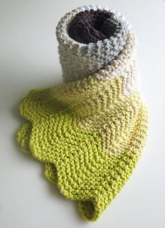 Ravelry Chevron Baby Blanket Pattern By Purl Soho
