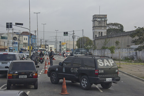 Ameaça de Bomba em São Paulo by kassá