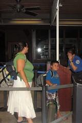 At the Airport-One Last Look (BarryFackler) Tags: family hawaii airport farewell tsa hi bigisland goodbye kona kailuakona 2011 hawaiiisland konainternationalairport goodbyegettogether carryons barryfackler barronfackler jacquesliquie trinafellbaum