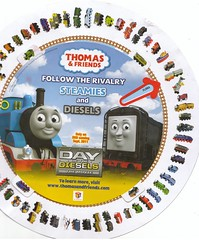 Treasure Hunt prize from Day Out With Thomas