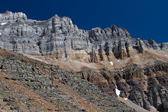 Sentinal Pass (CantStopDreaming) Tags: hiking banff lakelouise valleyofthetenpeaks sentinalpass