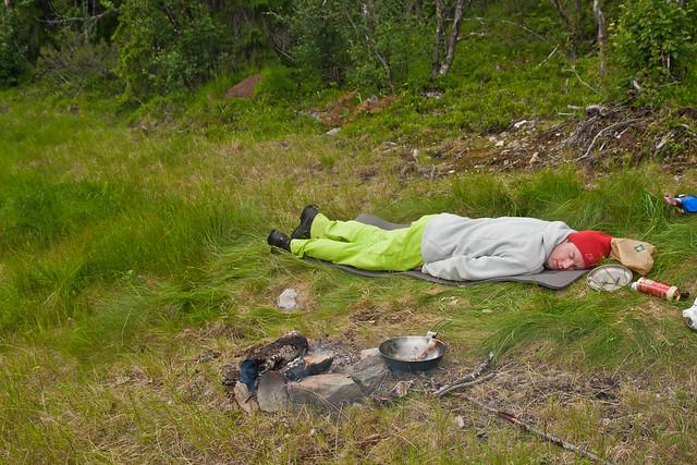 Planking i Hallingdal