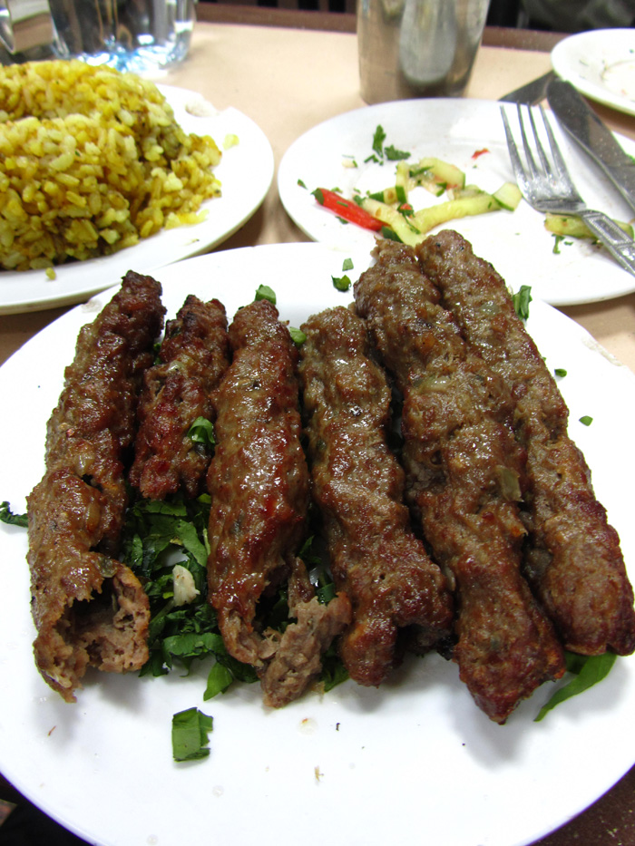 Egyptian Kofta
