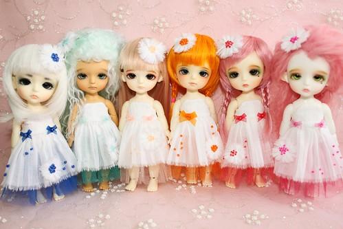 FlowerGirl Series