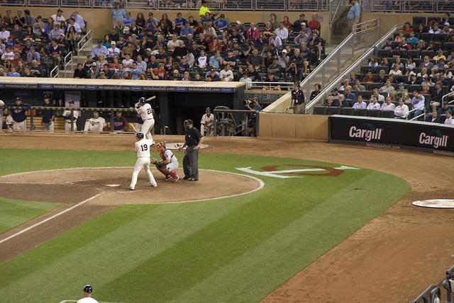 8th inning cargill sign