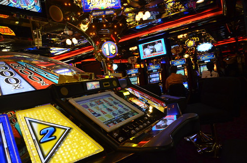 Wheel of Fortune Slot Machine by Michael Kappel, on Flickr