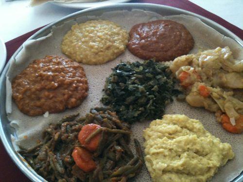 Ethiopian at Meskerem