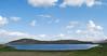 The very intimidating Sheosar lake. (Afrazov) Tags: pakistan lake plains gilgit deosai skardu baltistan sheosar concordians