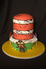 "lorax cat in the hat cake • <a style=""font-size:0.8em;"" href=""http://www.flickr.com/photos/60584691@N02/6043648499/"" target=""_blank"">View on Flickr</a>"