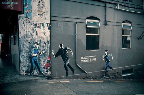 New Zealand Police ad